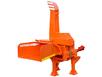 Навесной измельчитель древесных отходов на МТЗ-82