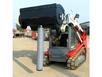 Гидравлический бетоносмесительный ковш для минипогрузчиков
