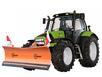 Отвал для уборки снега Hauer HSh 2800 на трактор DEUTZ
