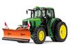 Отвал для уборки снега Hauer HSh 2800 на трактор трактор John Deer