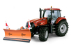 Отвал для уборки снега Hauer HSh 2800 на трактор CASE