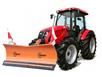 Отвал для уборки снега Hauer HSh 2800 на трактор TYM
