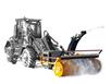 Снегоуборщик (автономный) Yeti HD-I для фронтального погрузчика