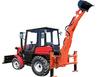 Навесной экскаватор E21 на трактор МТЗ 320